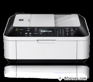 Lấy driver máy in Canon PIXMA MX366 – cách sửa lỗi không nhận máy in | May in