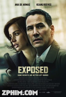 Vạch Trần - Exposed (2016) Poster