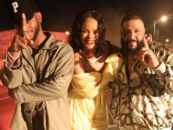 DJ Khaled soon to release Shooting Video With Rihanna & Bryson Tiller