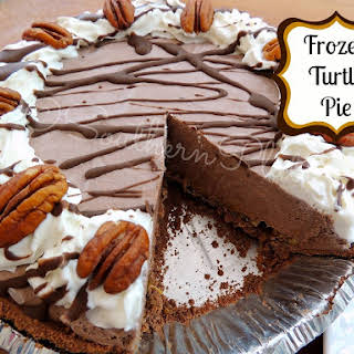 Frozen Turtle Pie.