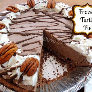 Frozen Turtle Pie.