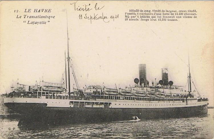 2-Vapor LAFAYETTE Ca. 1921. Coleccion Arturo Paniagua.jpg