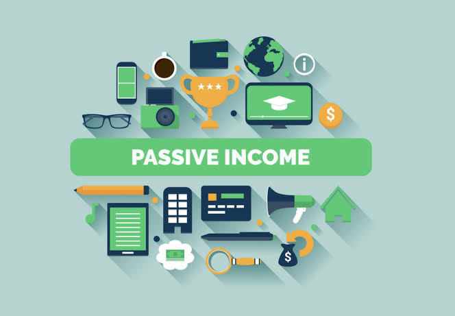 Passive Income (Most important models)