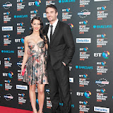 WWW.ENTSIMAGES.COM -    Jessica Lowndes; Thom Evans   at      BT Sport Industry Awards at Battersea Evolution, Battersea Park, London May 2nd 2013                                                  Photo Mobis Photos/OIC 0203 174 1069