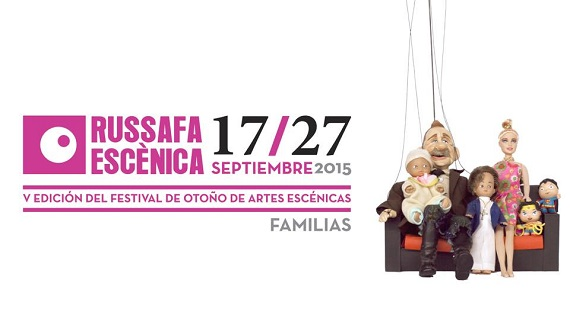 Sevilla-Dénia torna a ser viver de Russafa Escènica. 17-27/10
