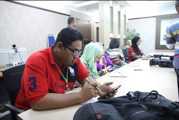 Hari Terakhir Praktikal @ Perak Today