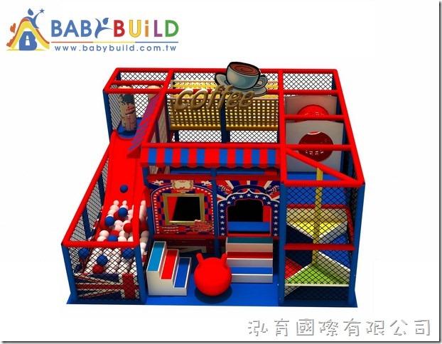 BabyBuild 室內3D遊具