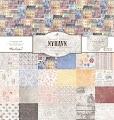Maja Design: Nyhavn Paper stack, str 12x12 inch