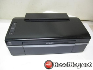 Resetting Epson PX-201 printer Waste Ink Counter