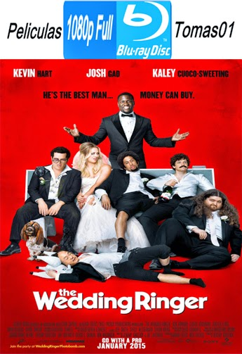 Alquiler De Padrinos (The Wedding Ringer) (2015) BRRipFull 1080p