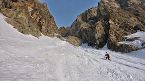 Couloir des Avalanches