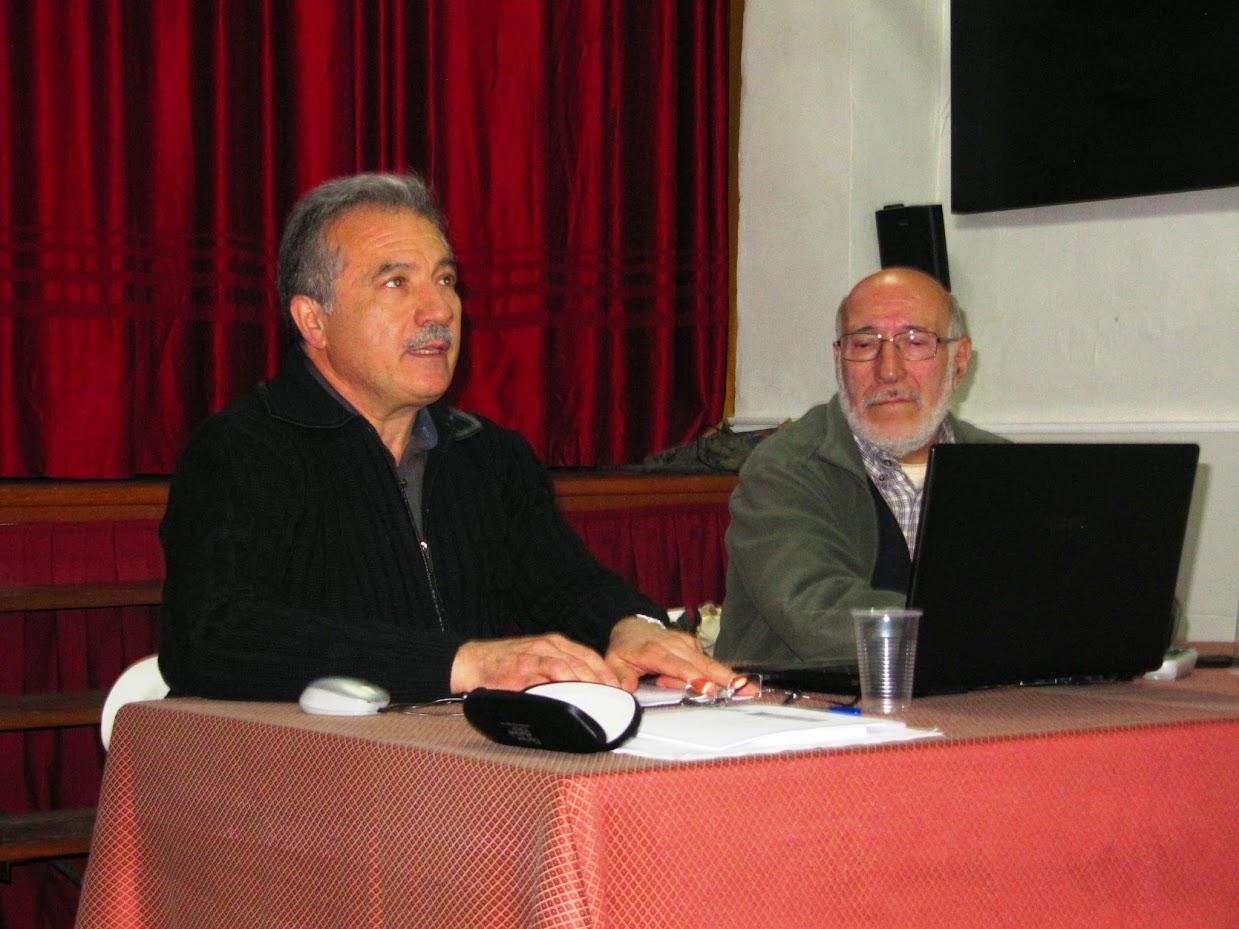 CONFERENCIA SOBRE FIGURES SENYERES DEL VALENCIANISME