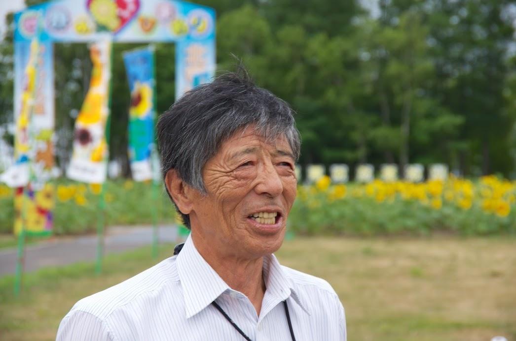 立川敏昭さん