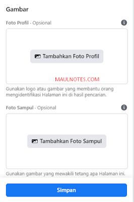 Cara Terbaru dan Mudah Membuat Fanspage Facebook 2021 - Maulnotes.com
