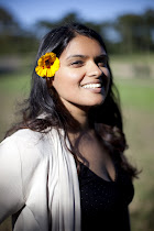 Nidhi in the park