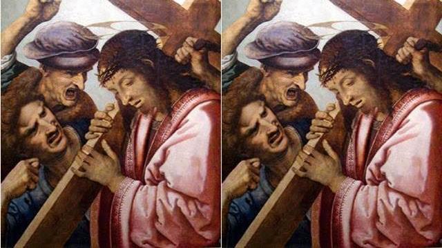 Thiên Chúa yêu mến chúng ta đến điên dại và Ngài khóc trước sự phản bội của chúng ta