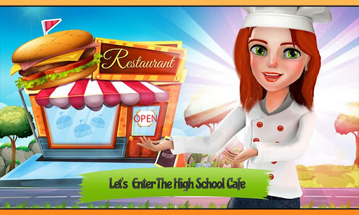 Download High School Happy Restaurant - Cooking Games v1.2 APK - Jogos Android