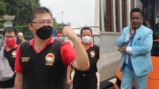 Imbauan Advokat Alvin Lim, SH, M. Sc, CFP, CLA, Founder LQ Indonesia Lawfirm Terhadap Hotman Paris Atas Kasus Lois