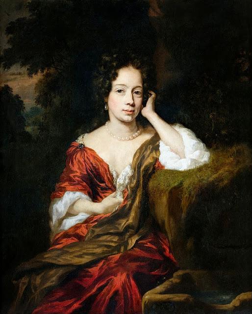 Nicolaes Maes - Portrait of a Woman - Google Art Project