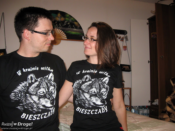 Kasia i Maciej w krainie wilka