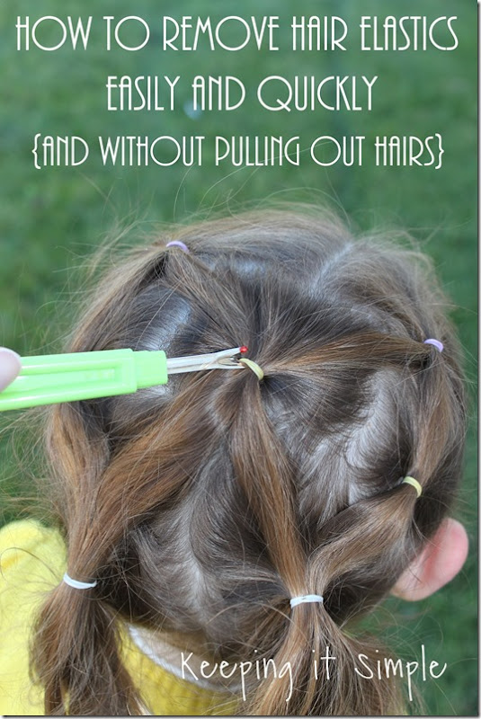 How-to-remove-hair-elastics-quickly-and-without-pulling-out-hair