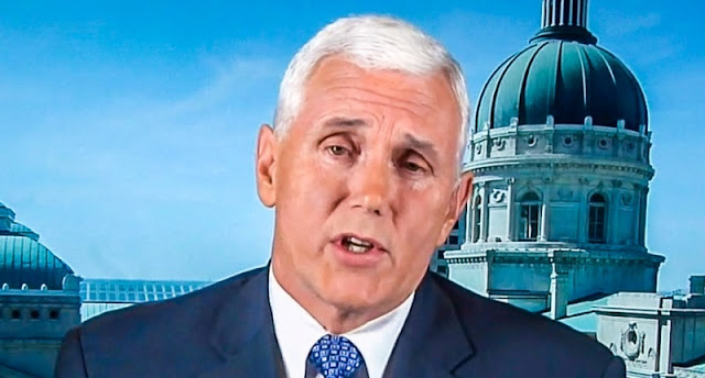 Mike Pence: Trump's 'evangelical Catholic' running-mate