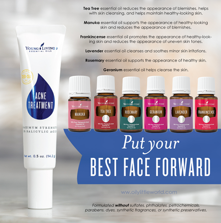 Young Living Acne Treatment OLW