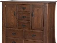 Cherry Wardrobe Dressers