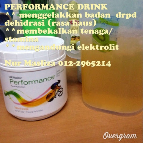 Performance Drink Membantu Melegakan Food Poisoning