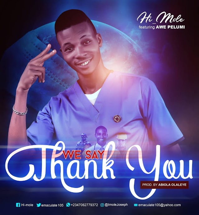 Video: Hi Mole - We Say Thank You