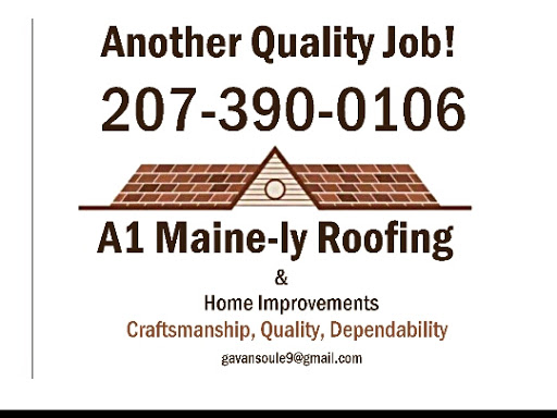 A1 Maine Ly Roofing On Google