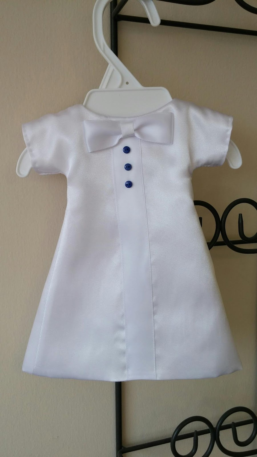 Nant-y-glo Needles: More Infant Loss Gowns