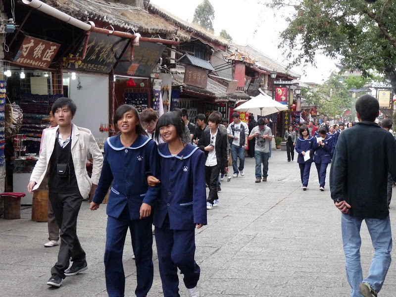 CHINE .Yunnan DALI 2 - P1170436.JPG