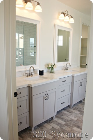 fixer upper master bath