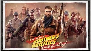 Game Perang  Android Terbaik brothers in arms