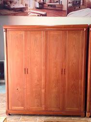 Tủ quần áo gỗ MS-213