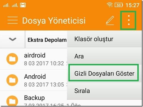 android-gizli-dosyalari-goster
