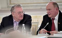 Vladimir-Zhirinovsky-Gennady-Zyuganov-Ecology