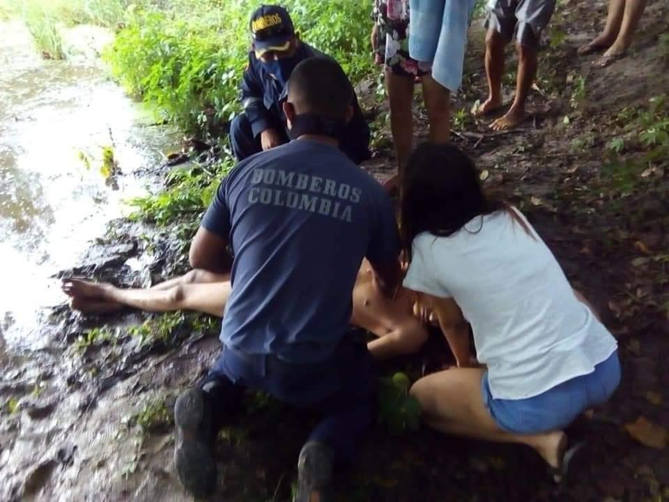 Un menor de 14 años se ahogó esta tarde en un jagüey vía Santo Tomás – Polonuevo.