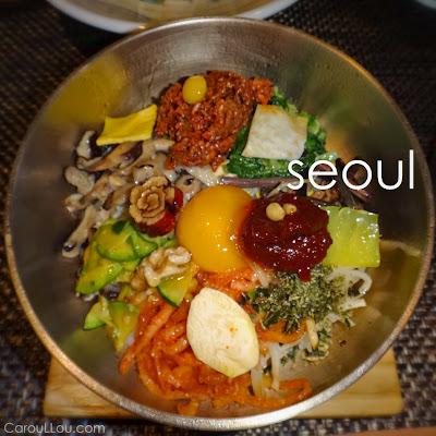 CarouLLou.com Carou LLou in Seoul South Korea Food +-
