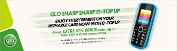 Glo sharp sharp e-top up