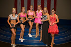 Preliminary winners for the Miss Teen Texas Pageant included three physical fitness winners and three talent winners.