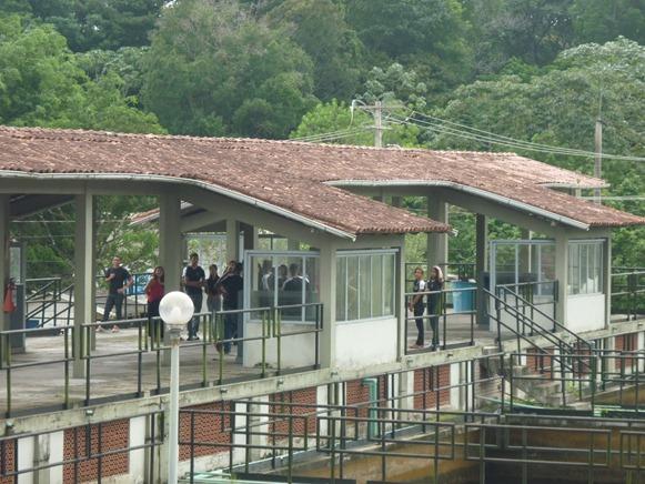 Stazione COSAMPA - Parque Estadual do Utinga , Belém do Parà