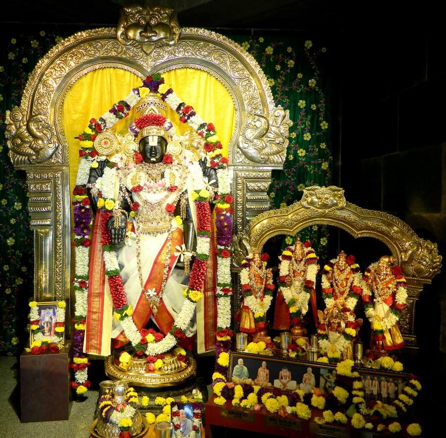 ISKCON Pune NVCC Deity Darshan 10 Jan 2017 (8)