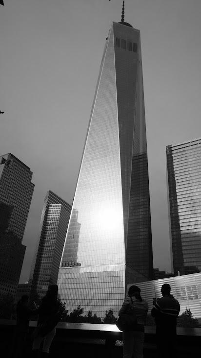 重建的自由塔