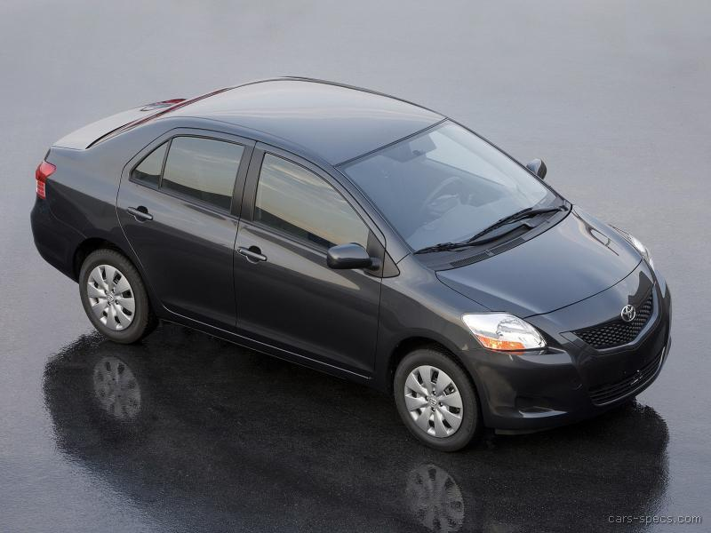 2007 toyota yaris sedan specifications pictures prices. Black Bedroom Furniture Sets. Home Design Ideas