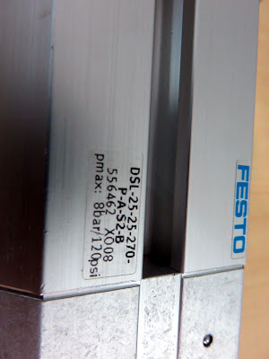 Thiết bị khí nén : xilanh, van khí nén của SMC, FESTO, KOGANEI