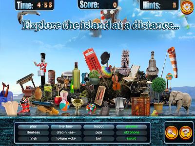 Hidden Objects Alcatraz Escape screenshot 8