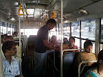 LSP's Regulation of Auto Fares - Signature campaign at Thoraipakkam & Thiruvanmiyur Aug 8,9