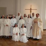 szemlélődő (magyar) domonkos apácák Németországban